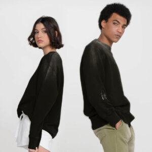 Debate Clothing - Alba - Black